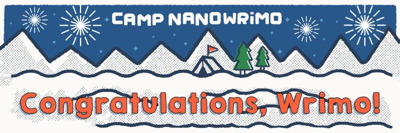 Congratulations-Wrimo